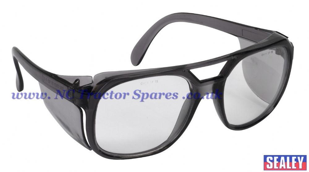 Safety Spectacles BS EN 166/F.